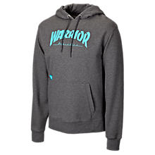 Athletics Pullover Hoodie, Dark Heather Grey