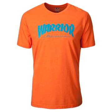 Athletics 50/50 Tee, Orange
