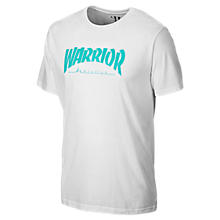 Athletics 50/50 Tee, White