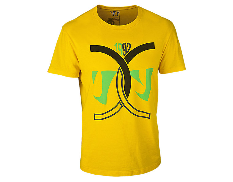 Hook Up Tee, Yellow