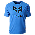Rabil Logo Tee, Royal Blue
