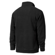 Rhinelander 1/4 Zip Fleece, Black