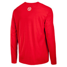 Tonal LS 50/50 Tee, Red
