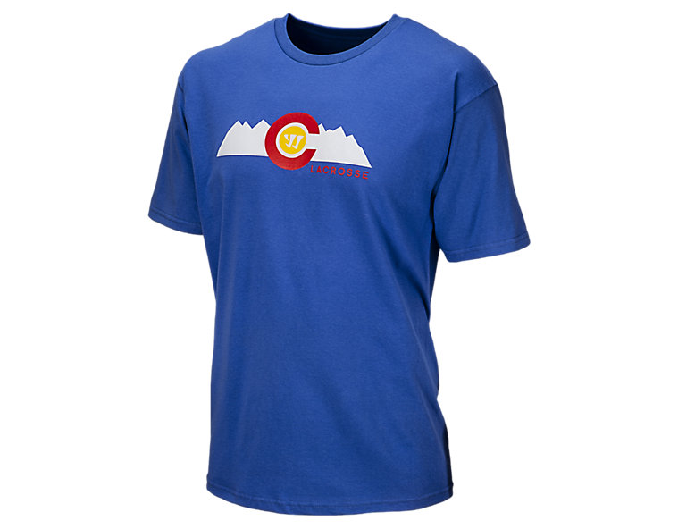 Colorado Tee, Team Royal
