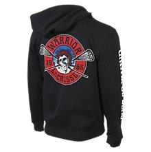 Grateful Dead Lacrosse Skull Hoodie, Black
