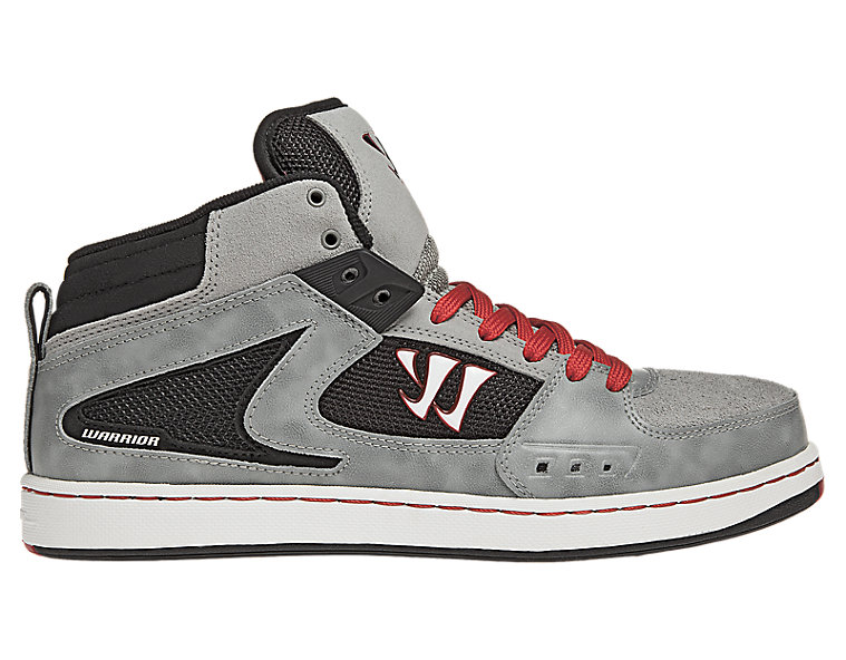 Hound Dog Classic, Grey with Black & Red