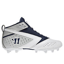 Burn 2nd Degree Cleat, Blue with White & Silver