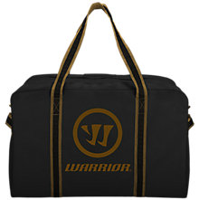 Warrior Pro Bag - Small, Black with Vegas Gold