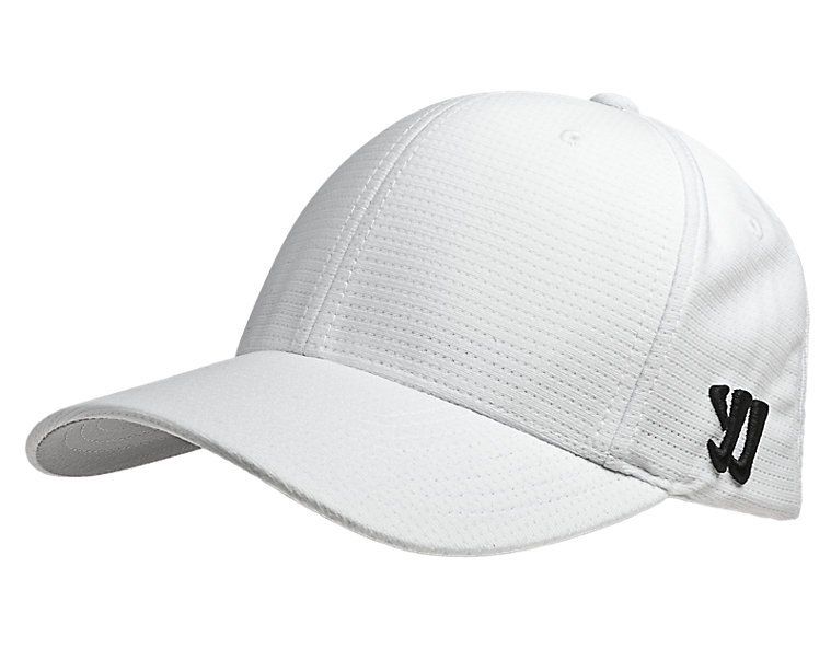 Team Flex Cap, White