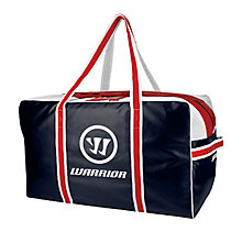 Pro Bag-Medium, Navy with Red