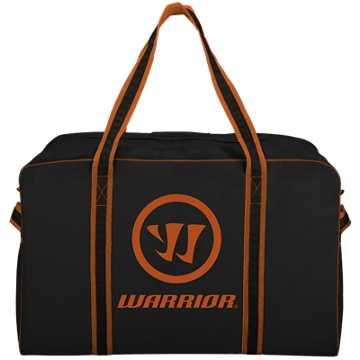 Warrior Pro Bag - Medium, Black with Orange