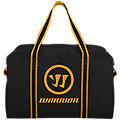 Warrior Pro Bag - Medium, Black with Sports Gold
