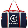 Warrior Pro Bag - Medium, Navy with Red & White