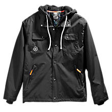 Captains Jacket, Black