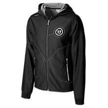 Performance Full-Zip Sweatshirt, Black