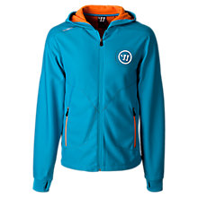 Performance Full-Zip Sweatshirt, Kinetic Blue