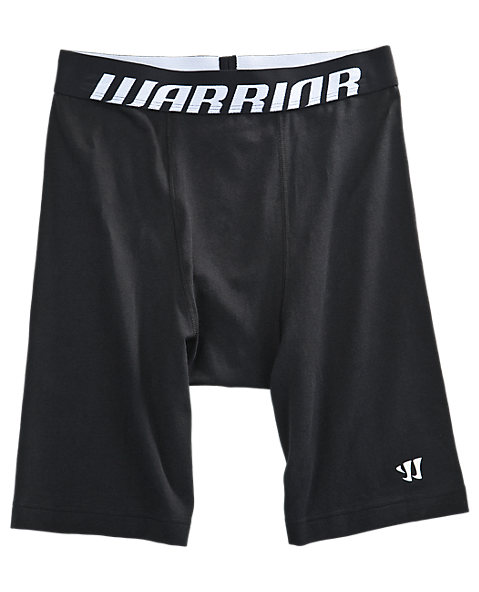 Performance Cotton Compression Short, Black