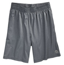 Tech Short, Dark Heather Grey