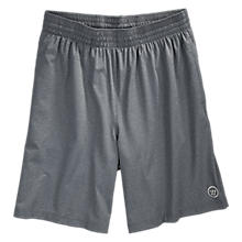 Tech Short, Heather Grey