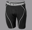 Basic Compression Short, Black