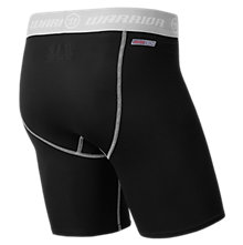 Team Compression Short, Black