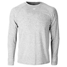 LS Tech Tee, Heather Grey