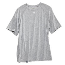 SS Tech Tee, Heather Grey