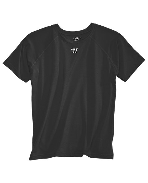 Youth SS Tech Tee, Black
