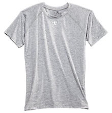 Youth SS Tech Tee, Grey
