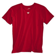 Youth SS Tech Tee, Red