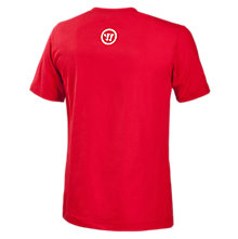 Youth Warrior Logo Tee, Red
