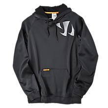 High-performance Pullover, Black with Grey