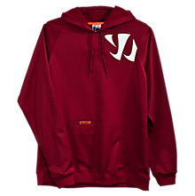 High-performance Pullover, Rio Red with White