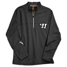 Megaheat 1/4 Zip, Black