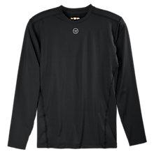 Basic LS Compression Top, Black