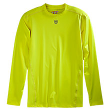 Basic LS Compression Top, Yellow