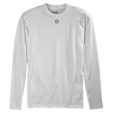 Basic LS Compression Top, White