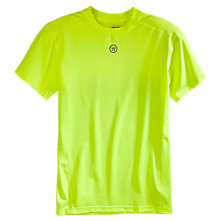 Basic SS Compression Top, Yellow