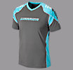 Raditude SS Training Top, Asphalt