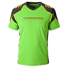 Raditude SS Training Top, Jazz Green