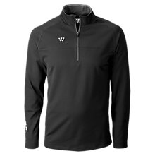 Team Quarter Zip, Black