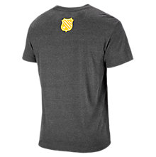 Frontier 50/50 Tee, Black Heather