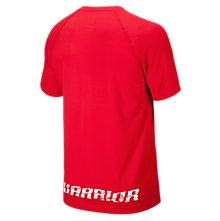 Splat Tech Tee, Red