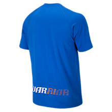 Playerz Tech Tee, Blue