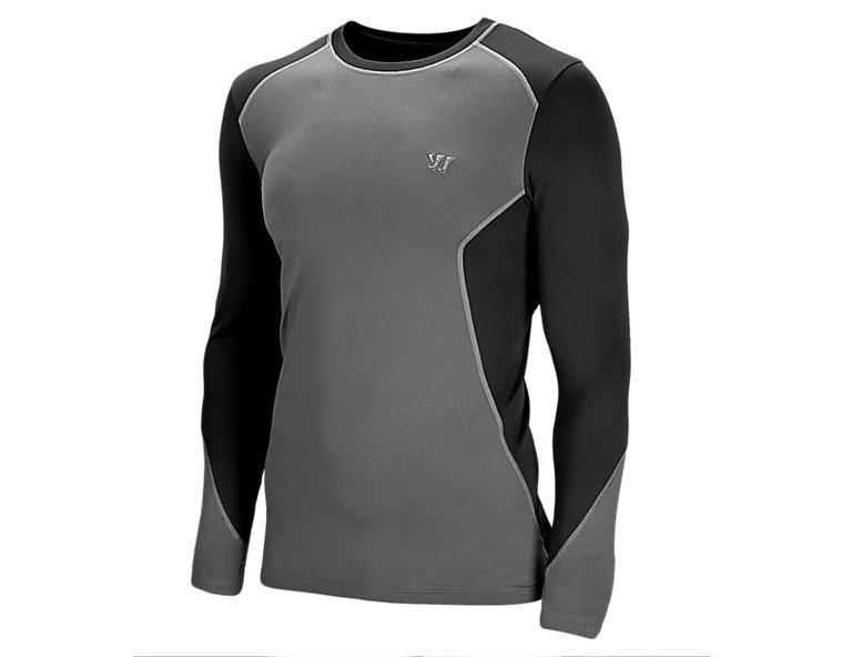 Micro-Blam Baselayer Crew, Black