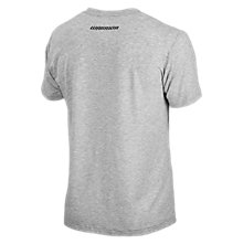 Reflective W Tech Tee, Athletic Grey