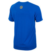 Lacrosse Tech Tee, Blue