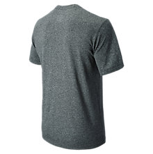 Wartech Tee SS, Dark Heather Grey