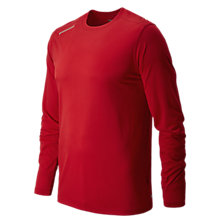 Wartech Tee LS, Red