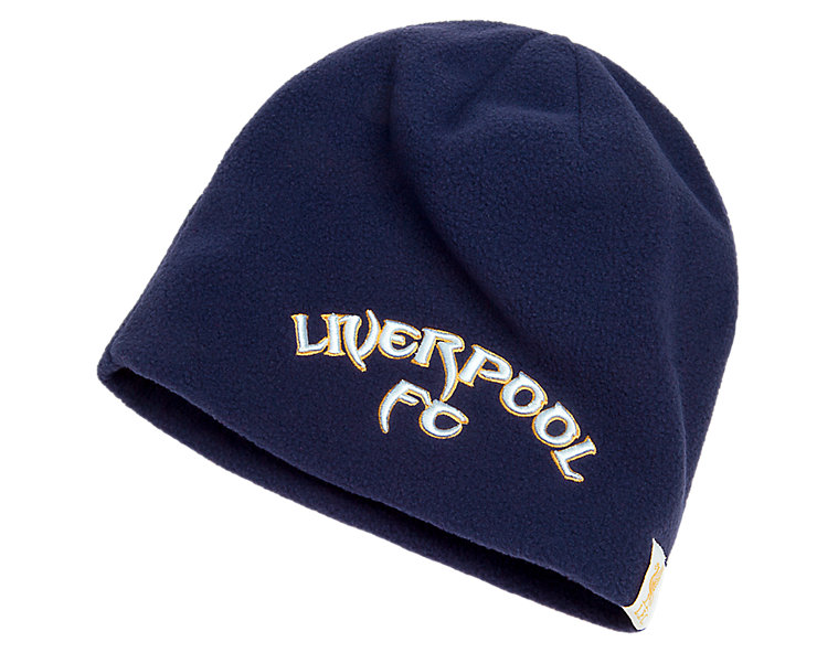 LFC Kop Fleece Beanie, Nightshade Purple